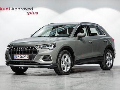 brugt Audi Q3 35 TDi Advanced S-tr.