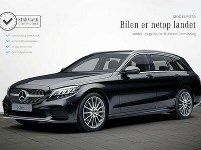 usado Mercedes C300 d 2,0 AMG Line stc. aut.