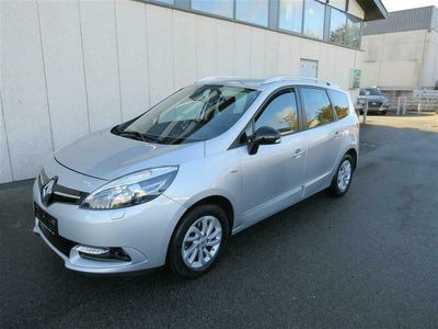 brugt Renault Grand Scénic 7 pers. 1,5 DCI Limited Edition EDC 110HK 6g Aut.