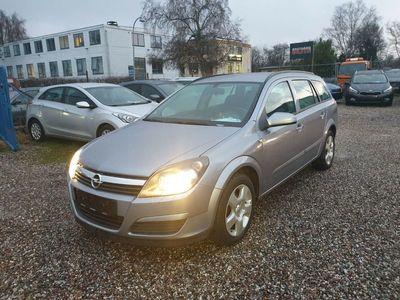 brugt Opel Astra 6 16V Limited Wagon