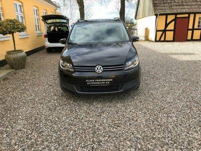 gebraucht VW Touran 1,6 TDi 105 Comfortline DSG BMT 7p