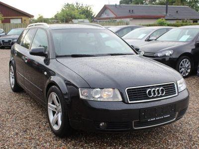 brugt Audi A4 1,9 TDi 130 S-line Avant Multitr.