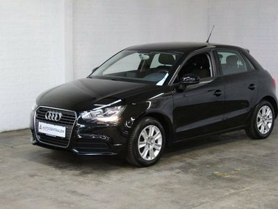 gebraucht Audi A1 Sportback 1,6 TDi 105 Attraction