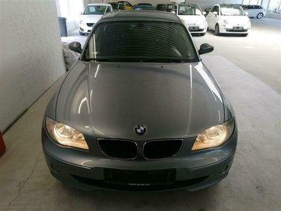 brugt BMW 118 i 2,0 129HK 5d 6g