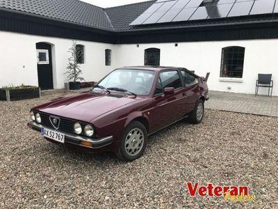 brugt Alfa Romeo Alfasud Sprint 1,5 QV