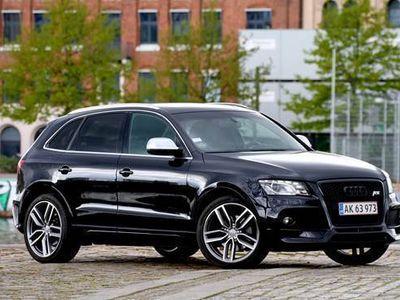 brugt Audi Q5 3,0 TDI S-Line