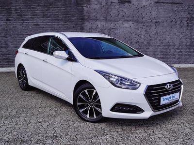 brugt Hyundai i40 1,7 CRDi Premium DCT 141HK Stc 7g Aut.