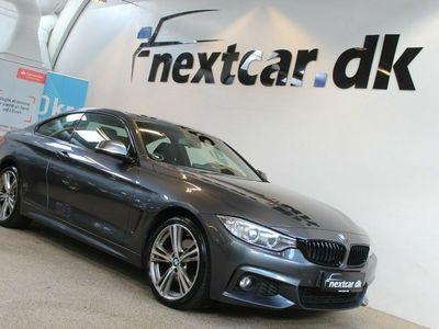 brugt BMW 430 d 3,0 Coupé xDrive aut.
