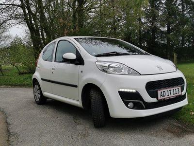 brugt Peugeot 107 1,0 5-D
