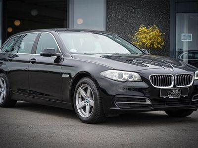 brugt BMW 518 d Touring 2,0 D 143HK Stc 8g Aut.