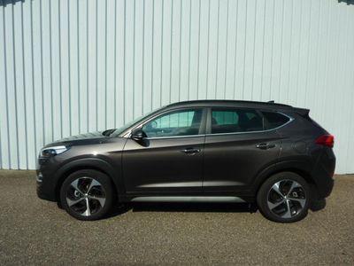 brugt Hyundai Tucson 1,6 T-GDI Premium 4WD DCT 177HK 5d 7g Aut.