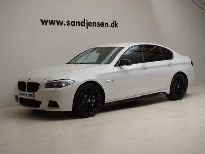 brugt BMW M550 d 3,0 xDrive aut., 4d
