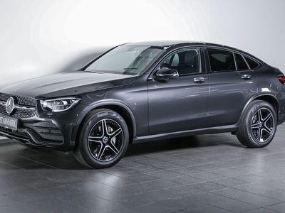 brugt Mercedes GLC220 d 2,0 Coupé aut. 4-M