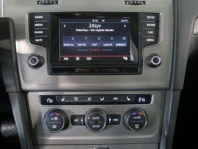 brugt VW Golf VII 1,6 TDi 105 Comfortline DSG BMT - 2014