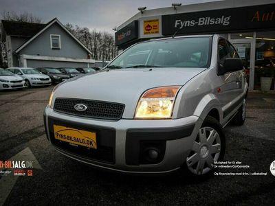 brugt Ford Fusion 1,4 TDCi Trend Van