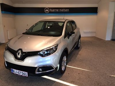 brugt Renault Captur 0,9 TCe 90 Expression Navi Style