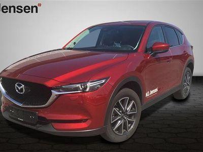 käytetty Mazda CX-5 2,0 Skyactiv-G Optimum 165HK 5d 6g