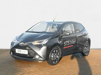 brugt Toyota Aygo 1.0 benzin (72 hk) aut. gear x-shift x-press