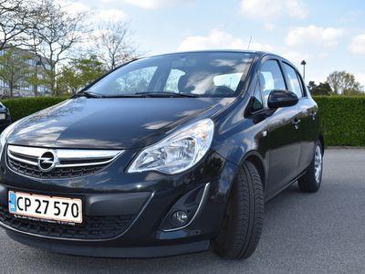 brugt Opel Corsa 1,3CDTi 5-dørs