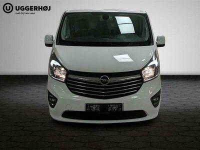 brugt Opel Vivaro L2H1 1,6 CDTI Sportive 145HK Van 6g