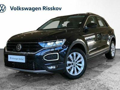 brugt VW T-Roc 2,0 TDi 150 Sport+ DSG