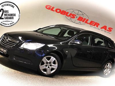 brugt Opel Insignia 2013 - CDTi 160 Edition ST eco - 160 HK - 77.000 km.