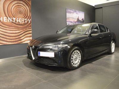 brugt Alfa Romeo Giulia 2,2 D Super 180HK 8g Aut.