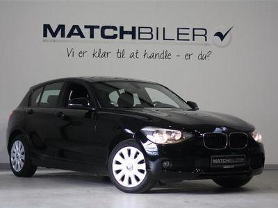 brugt BMW 116 1,6 136HK 5d 6g