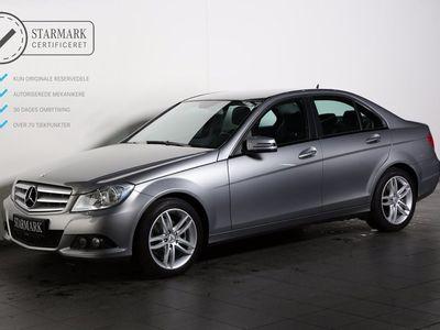 brugt Mercedes C220 2,2 CDi BE