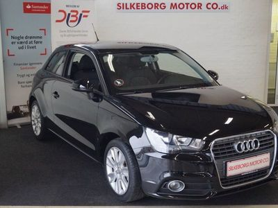 brugt Audi A1 1,4 TFSi 122 Attraction
