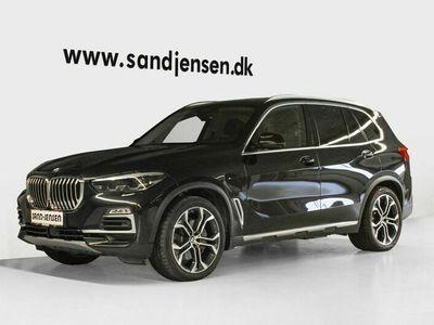 brugt BMW X5 3,0 xDrive45e X-Line aut. Van