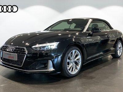 brugt Audi A5 Cabriolet 40 TFSi Advanced S-tr.