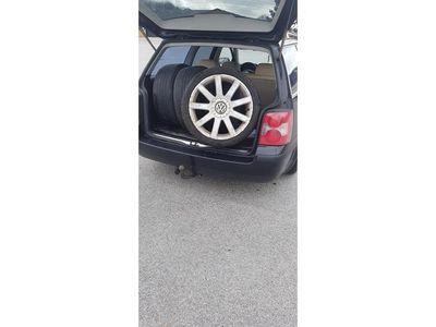 brugt VW Passat Passat 1,9 Ny synet1.9tdi