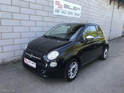 usata Fiat 500 1,4 16V Sport 100HK 3d 6g