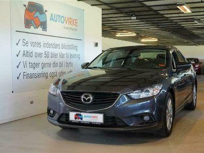 brugt Mazda 6 2,2 Skyactiv-D Vision 150HK 6g