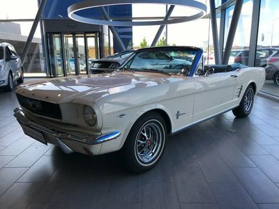 used Ford Mustang 4,7 V8 289cui. Convertible