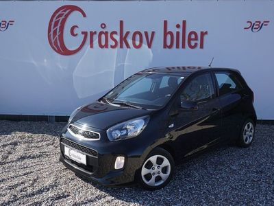 brugt Kia Picanto 0 Style Limited