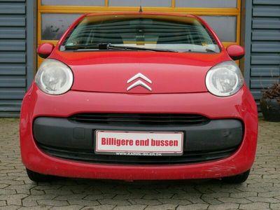 brugt Citroën C1 1,0i Prestige