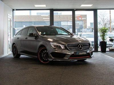 brugt Mercedes CLA220 2,2 CDi AMG Line SB aut.