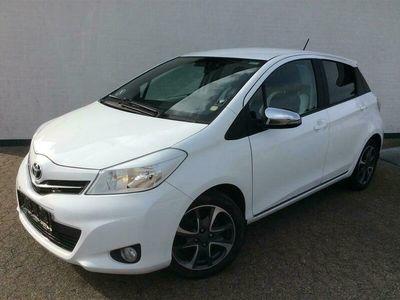 brugt Toyota Yaris 1,3 VVT-I Trend 100HK 5d 6g A