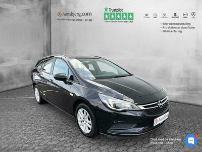 brugt Opel Astra Sports Tourer 1,6 CDTI D Enjoy 136HK Stc 6g Aut.