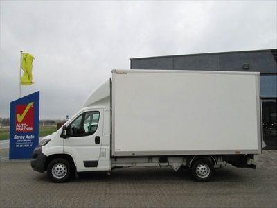brugt Peugeot Boxer 335 HDi 150 Alukasse m/lift