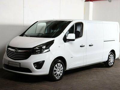 gebraucht Opel Vivaro 1,6 CDTi 125 Sportive L2H1