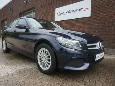 used Mercedes C220 d 2,2 aut.