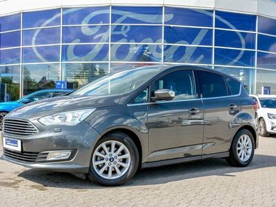 brugt Ford C-MAX 1,0 EcoBoost Titanium Plus 125HK 6g