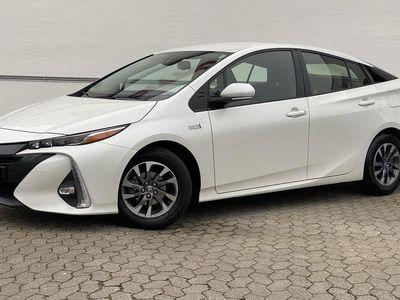 brugt Toyota Prius Plug-in 1,8 B/EL H3 122HK 5d Aut.