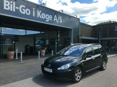 brugt Peugeot 307 2,0 Griffe SW