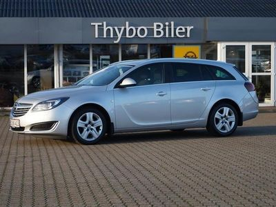 brugt Opel Insignia 2,0 CDTI Edition Start/Stop 140HK Stc 6g