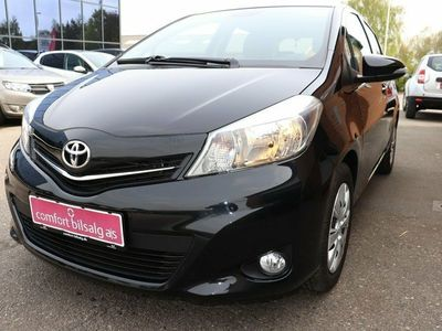 used Toyota Yaris 1,0 VVT-i T2 Air Touch