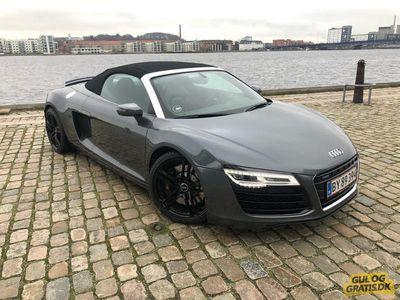 brugt Audi R8 Coupé